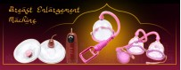 Breast Enlargement Machine | Vacuum Suction Pump for Women in UAE