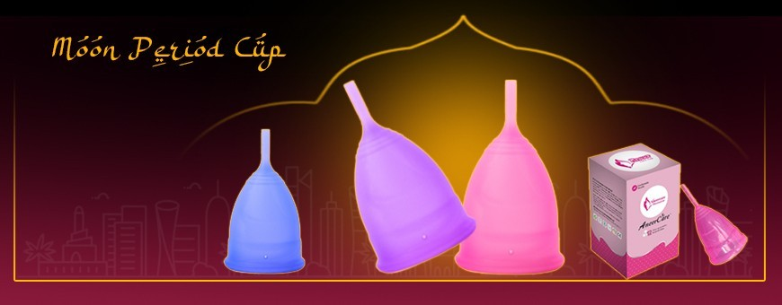 Moon Period Cup| Buy Menstrual Cup Size A in UAE