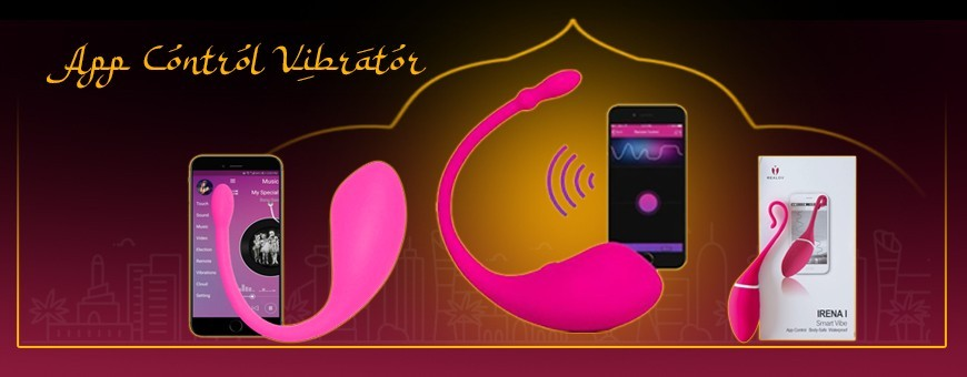 App Control Vibrator | Buy Wireless Bluetooth Vibrator in UAE