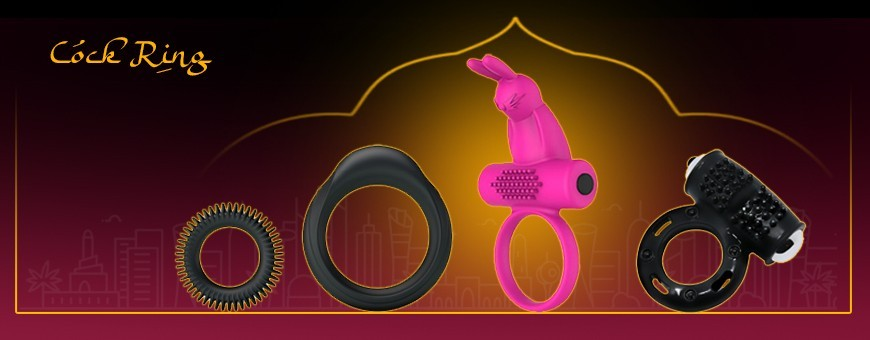 Silicone Cock Ring | Buy Vibrating Cock Ring in UAE