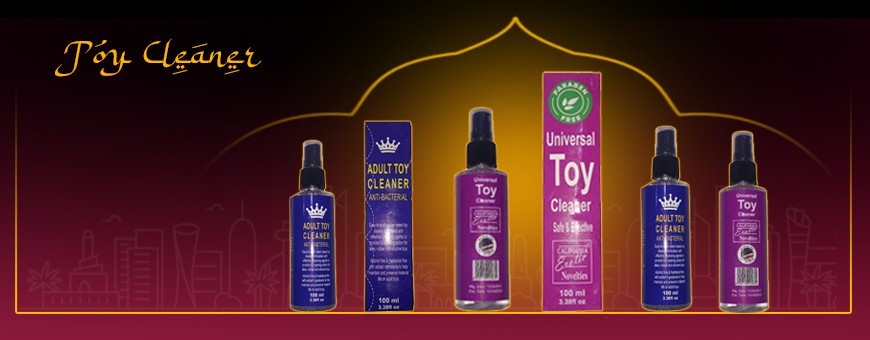 Buy Toy Cleaner & Properly Clean Your Sex Toys | UAE
